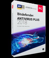 BitDeffender ANTIVIRUS PLUS  2018