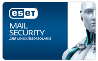 ESET Mail Security для Linux/BSD/Solaris