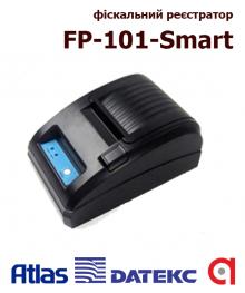 Фіскальний реєстратор Datecs FP-101Smart
