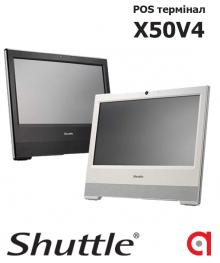 POS термінал Shuttle X50V4