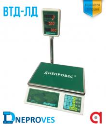 Ваги Дніпровага ВТД-ЛД