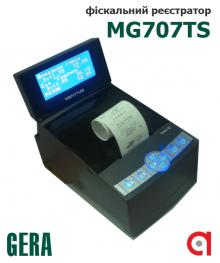 Фіскальний реєстратор MG-N707TS