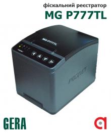 Фіскальний реєстратор MG-P777TL
