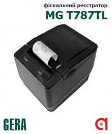 Фіскальний реєстратор MG P787-TL